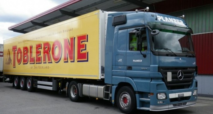 Mondelez WTR Reaps Rewards From Major Overhaul Of Distribution & Supply Chain