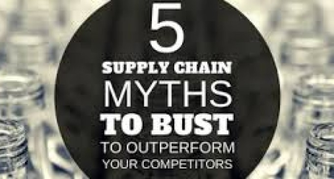 5 Supply Chain Myths to Bust to Outperform your Competitors