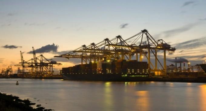 Port of Rotterdam shows slight increase in throughput