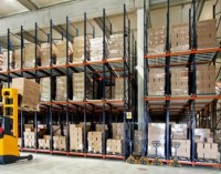 Improving supply chain visibility through RFID