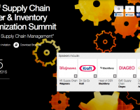 Chief Supply Chain Officer Summit – CHICAGO 2015