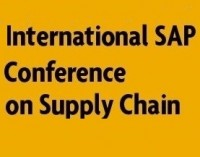 International SAP Conference on Supply Chain – Darmstadt Germany 2015