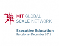 MIT Global SCALE Executive Education Program in Supply Chain Risk, Resilience and Security Management – BARCELONA 2015