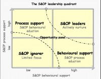 Seven steps to support a sustainable S&OP culture