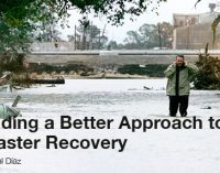 Building a Better Approach to Disaster Recovery
