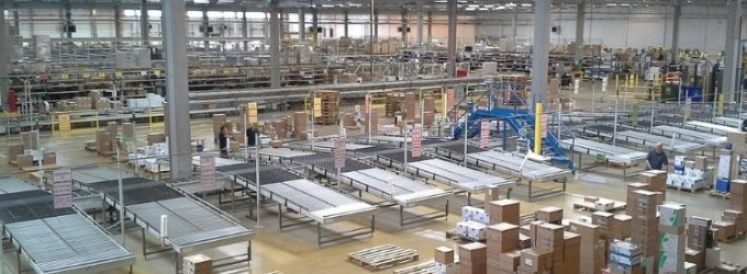 Does it have to be complicated to get a lean warehouse production?