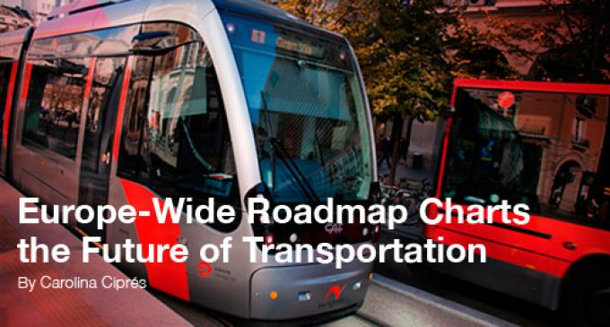 Europe-Wide Roadmap Charts the Future of Transportation