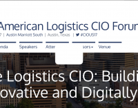 19th Annual North American Logistics CIO Forum – AUSTIN, TEXAS November 2017
