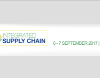 Integrated Supply Chain Conference – September 2017