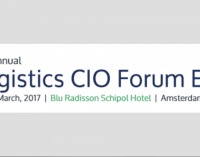 Logistics CIO Forum Europe – March 2017