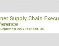 Gartner Supply Chain Executive Conference – London September 2017