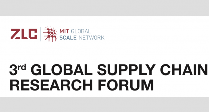 Global Supply Chain Research Forum 2017 – Zaragoza May 2017